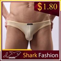 Shark Fashion comfy underwear sexy adult briefs high quality fancy cut briefs