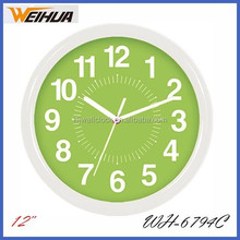 """12"""" wall projection clock"""