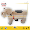 (WD-D33)New product indoor games for kids toy horse on wheels animal ride game