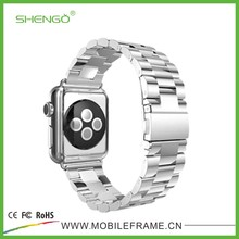 Metal Strap for Apple Watch, Stainless Steel Band Watch Strap For Apple Watch 38MM 42MM