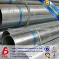 Q235 tubo de acero galvanizado