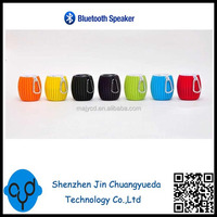 2014 new mini bluetooth speakers with hands free function