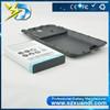 3.7V High Capacity Li ion Battery 6500mAh For Note2/N7100 & Mobile Phone Battery Cover