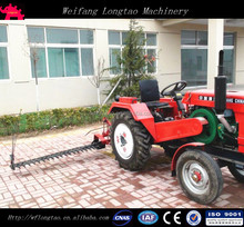 Tractor 3 point hitch mini side lawn mower for sale