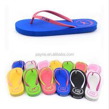 Women's Sandals 2015 Summer Beach Flip Flops Lady Slippers New Fashion Beach Casual Platform Flat Leisure Fshion Breathable
