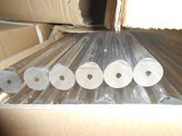 OD 26mm thick wall fused quartz glass tube