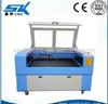 SENKE Co2 Laser engraving and cutting machine medium laser machine used clothing embroidery machine