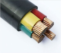 Long distance Electric Power Transmission 600V 1000V Insulated Electrical Cable