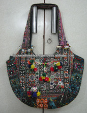 Buy Old Fabric Patchwork Marketing Bags