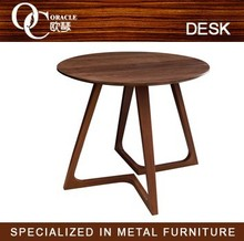 Metal Z shaped Leg Dining Table For Sale Natural Wood Veneer Kitchen Table Cheap Dining Table Price