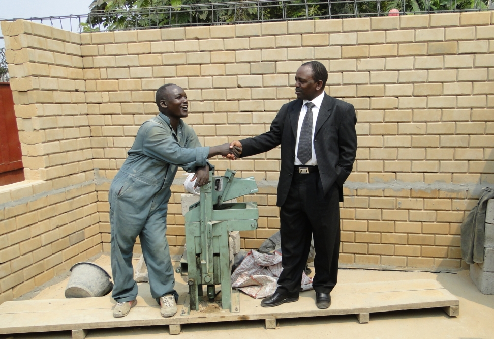 brick making machine for sale in kenya