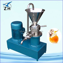 fruit and nuts solid colloid mill split type colloid mill for viscous liquids