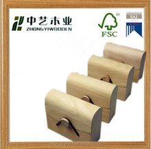 Cosmetic packaging box OEM cosmetic case OEM&ODM Wooden soft Box