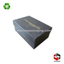 stampati personalizzati di lusso vuoto a buon mercato scatola di scarpe regalo