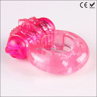 Good quality jelly cock ring for man long time sex product