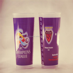 customized logo and color drinking cup