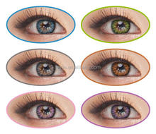 hot sale FDA approved Vassen MS color changing angel eyes yearly big eye color contact lenses