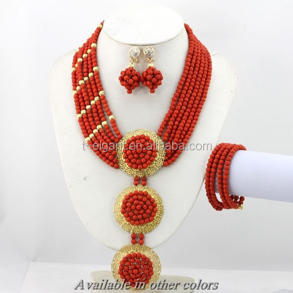 pictures of latest beads in nigeria