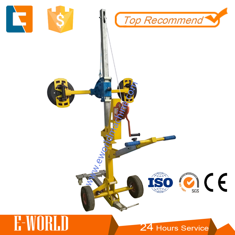 Portable Vacuum Lifting Equipment : Vacuum lifting handle glass machine equipment buy