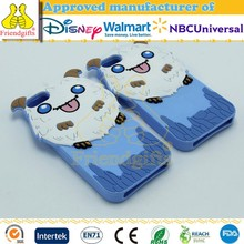 NBCUniversal Audited Factory Custom Animal Mobile Phone Case High Quality Silicone Cell Phone Case Cartoon Phone Cover