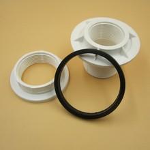 BSP Double Female Thread PVC Plastic Tank Fittings