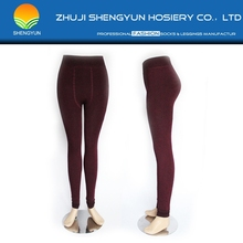 SY 604 brown lady pantyhose ladies compression tights full body pantyhose tights