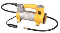 mini auto 12v car air compressor air pump tyre inflator with LED light