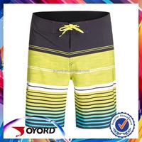 4 way stretch sublimated low price swim trunks wholesale