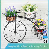 Wedding Decoration Wrought Iron Flower Stand/Flower Pot Stand