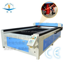 NC-C1530 China Factory high quality 1500mm x 3000mm 130w/150w Yongli laser tube laser 1mm stainless steel cutting machine