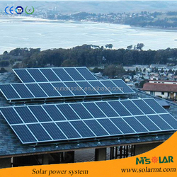 5kw 3kw 2KW 1KW solar system / solar panel manufacturers in China / solar electric systems