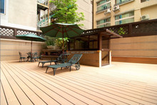FRSTECH types of timber wood/wpc timber/outdoor flooring