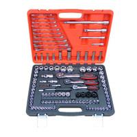 120PCS Auto Repair Hand Tools Kit Set Of Tools For Cars