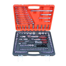 120PCS Auto Repair Hand Tools Kit Set Of Tools For Cars