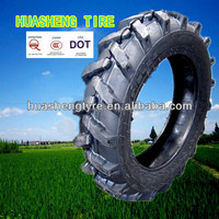 Farm tractor tire 9.5-24 in peddy field from China factory