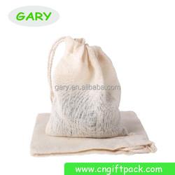 wholesale mesh soap bag/firewood mesh bag/leno mesh bag