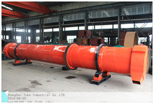 Shanghai Yuke rotary dryer for coal