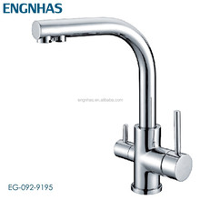 Hot & Cold Water & RO filter 3 in 1 Kitchen Faucet