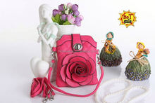 SWB1012A 2012 fashion fancy quilted mini purse cell phone bag