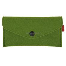 Woolen Felt cellphone envelope case sleeve for Iphone 6/6plus
