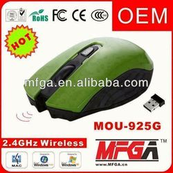 2.4g wireless usb mouse
