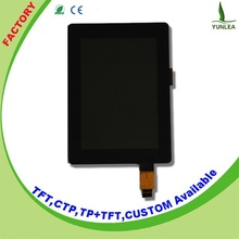 "Sample in stock 3.5"" LCD touch TFT capacitive LCM display"