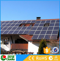 5kw On-grid portable solar power systems