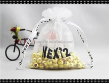 custom jewelry bags wholesale organza pouch gift organza pouch bag
