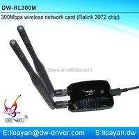 300m high power wireless usb wifi adapter for macbook air