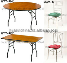 Hot Sale and Good Quality Wooden Folding Table