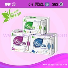 distributors wanted 240mm Sanitary Pads With Wings
