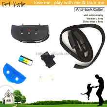 OEM Electric Trainer Dog Puppy No Bark Collars with 7 Correction Vibrate