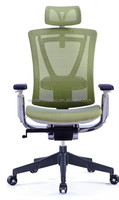 JS-MY968-2 Fashion leisure ergonomic office chair comfort computer chair executive mesh chair ergonomic seat