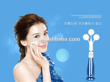 Most popular in 2015 electric vibration face brush/beat quality face brush